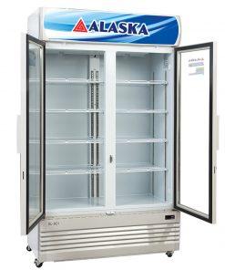 Tủ mát Alaska Inverter SL-8CI 800 lít 2 cánh