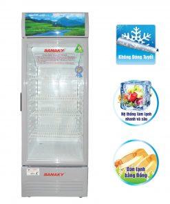 Tủ mát Sanaky VH-409K, 340 lít dàn đồng