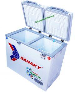 Tủ đông Sanaky INVERTER VH-2899W4K