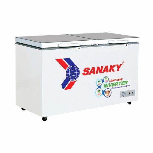 Tủ đông Sanaky INVERTER VH-2599A4K mặt kính cường lực