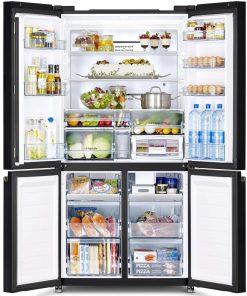 Tủ lạnh Hitachi Inverter 638 lít R-WB640VGV0 GMG