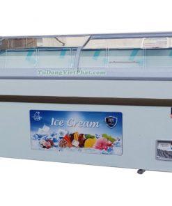 Tủ đông Sumikura SKFS-500C(FS) mặt kính cong 500 lít