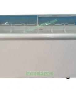 Tủ đông Sanden Intercool SNC-0515 mặt kính