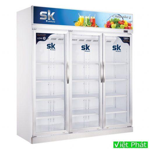 Tủ mát Sumikura SKSC-1500FC3 1500 lít 3 cánh