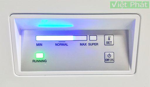 Bảng điều khiển tủ đông Sanden Intercool SNH-0355 350L 1 ngăn đông