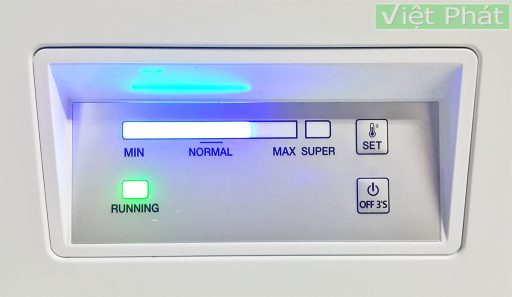 Bảng điều khiển tủ đông Sanden Intercool SNH-0455 450L