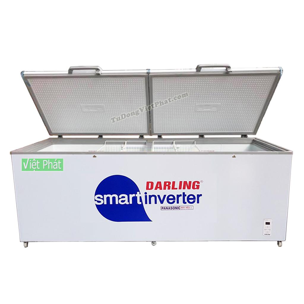 Tủ đông Darling DMF-1179ASI Inverter 1200L Giá rẻ nhất tháng T8/2021