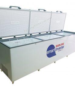 Tủ đông Darling DMF - 1579ASI Inverter 1700L 3 cánh