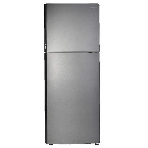 Tủ lạnh Inverter AQUA 235 Lít AQR-T249MA SV mầu thép