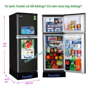 Tủ lạnh Funiki có tốt không? Có nên mua hay không?