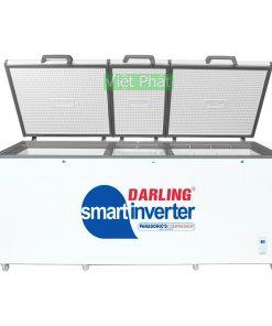 Tủ đông Darling DMF-1279ASI Inverter 1400L 3 cánh