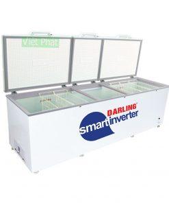Tủ đông Darling DMF - 1279ASI Inverter 1400L 3 cánh