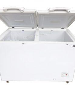 Tủ đông Sanden Intercool SDQ-0415 400L 2 ngăn