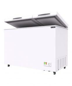 Tủ đông Sanden Intercool SDQ-0505 500L 2 ngăn