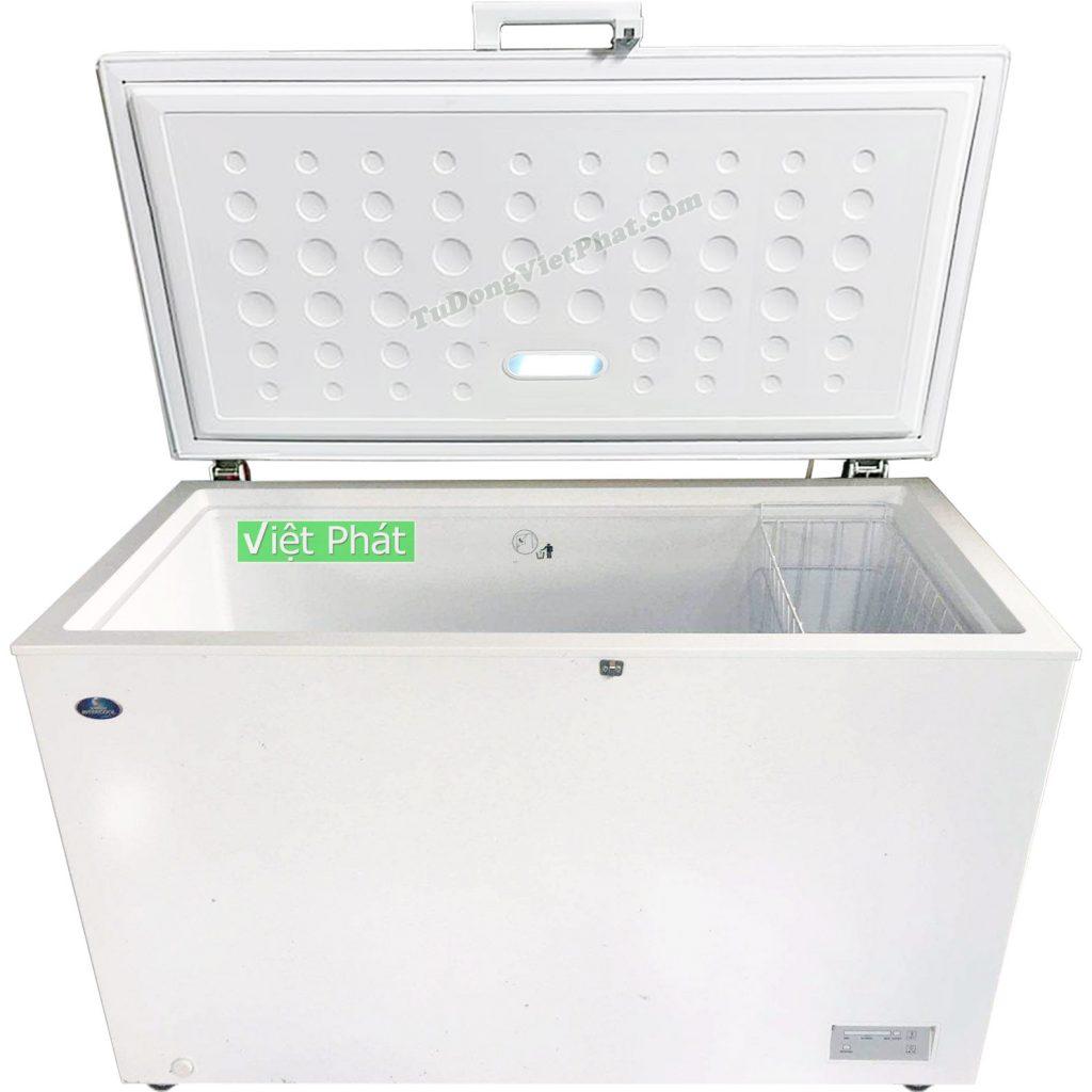 Tủ đông Sanden Intercool SNH-0455 450L 1 ngăn đông