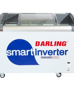 Tủ kem mặt kính Inverter Darling DMF-5079ASKI, 450L