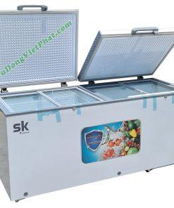 Tủ đông Inverter Sumikura SKF-600DI 600L 2 ngăn đông mát