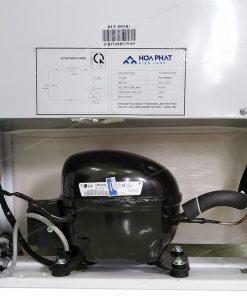 Block máy nén tủ đông đứng Hòa Phát HUF 300SR1