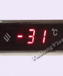 Đồng hồ nhiệt độ tủ đông Sanden Intercool SNC-0655