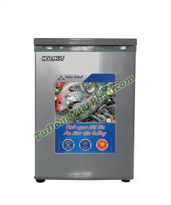 Tủ đông đứng Hòa Phát HUF 300PR1 106 lít 4 ngăn (xanh)