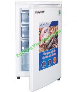 Tủ đông đứng Hòa Phát HUF 300SR1 106 lít 4 ngăn