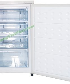 Bên trong tủ đông đứng Hòa Phát HUF 300SR1