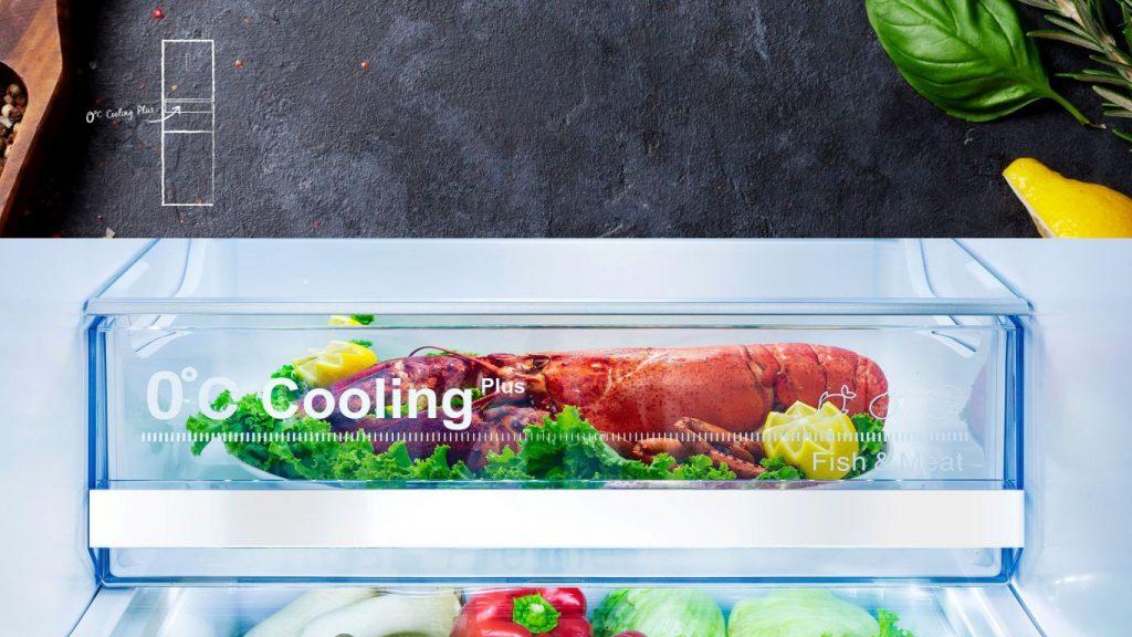 Tủ lạnh Casper RB-365VB 325L 2 cửa ngăn đông mềm