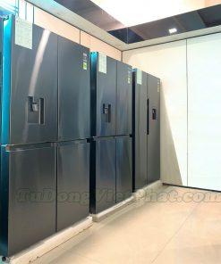 Tủ lạnh Casper RM-680VBW 645L 4 cửa