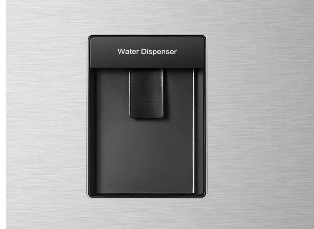 Tủ lạnh Casper RT-421VGW 404L lấy nước ngoài