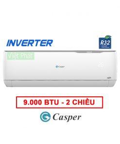 Điều hòa Casper 2 chiều Inverter 9000 BTU GH-09TL32
