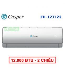Điều hòa Casper 2 chiều 12000 EH-12TL22