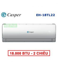 Điều hòa Casper 2 chiều 18000 BTU EH-18TL22