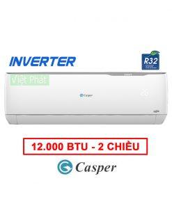 Điều hòa Casper 2 chiều Inverter 12000 BTU GH-12TL32