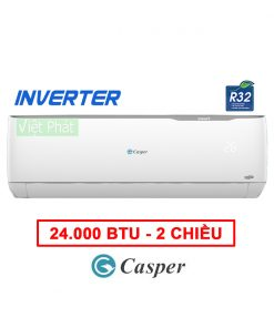 Điều hòa Casper 2 chiều Inverter 24000 BTU GH-24TL32