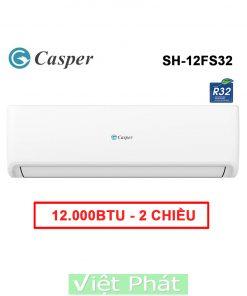 Điều hòa Casper SH-12FS32 12000BTU 2 chiều