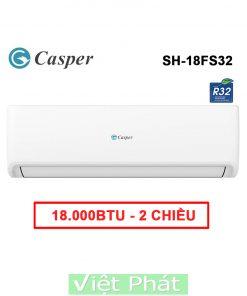 Điều hòa Casper SH-18FS32 18000BTU 2 chiều
