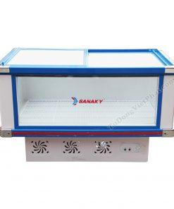 Tủ mát nằm ngang Sanaky VH-299K 280L dàn đồng