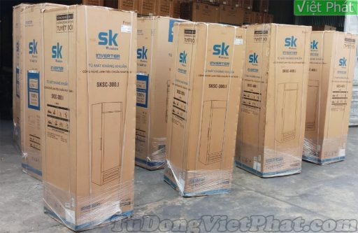 Tủ mát Sumikura SKSC-300I Inverter