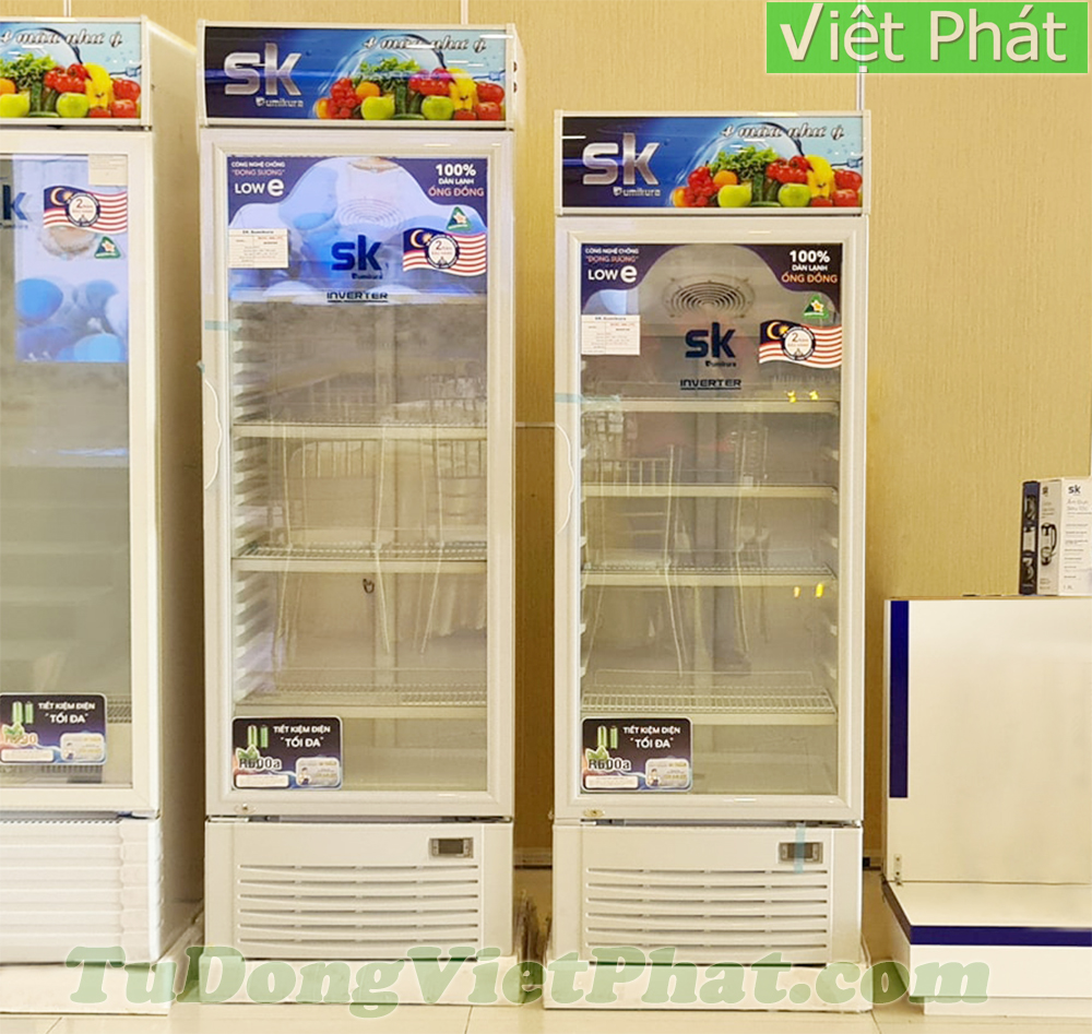 Tủ mát Sumikura SKSC-400I Inverter