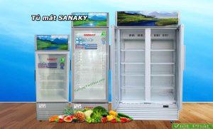 Giá tủ mát Sanaky bao nhiêu? Kích thước như thế nào?