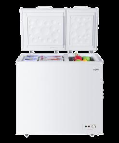 Tủ đông Aqua AQF-C3102S 211L 2 ngăn