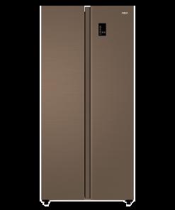 Tủ lạnh Aqua Inverter AQR-S480XA (SG) 480L SBS