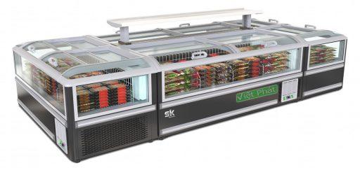 Tủ đông Sumikura SKIF-185TSD mặt kính 700L