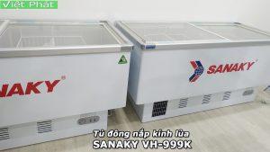 Hướng dẫn cách sử dụng tủ đông Sanaky ít hao điện