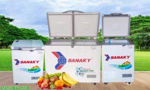 Tủ đông Sanaky 1 ngăn loại nhỏ cho gia đình