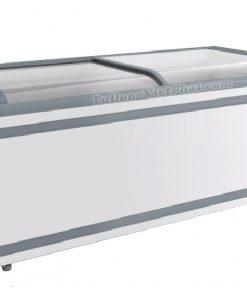 Tủ đông Sanden Intercool SNC-0855 mặt kính