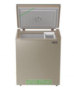 Tủ đông mini Sanden Intercool SNQ-0155+ 150L