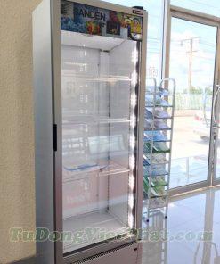 Tủ mát Inverter Sanden Intercool SPB-0400 390L