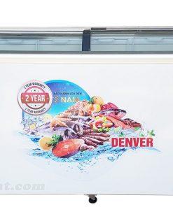Tủ đông mặt kính Denver AS 1580K